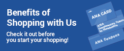 Benefits of Shopping with Us